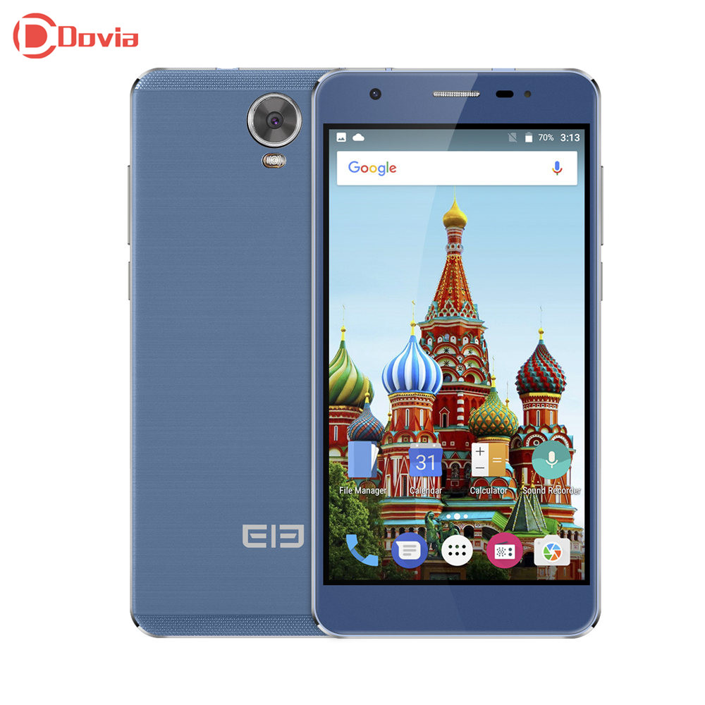 Elephone A1 3G Smartphone 5 0 Inch Android 6 0 MTK6580 Quad Core 1GB RAM 8GB