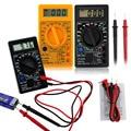High Quality LCD Digital Multimeter DT-830B Electric Voltmeter Ammeter Ohm Tester AC/DC 750/1000V Amp Volt Ohm Tester Meter