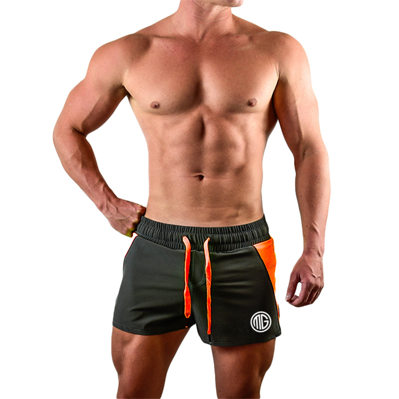 New Fashion Men Sportwear Beaching Shorts Trousers Muscle Bodybuilding Sweatpants Fitness Shorts Jogger Casual Gyms Shorts Men