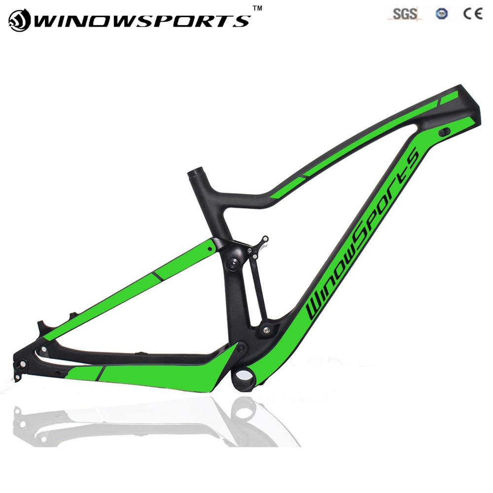 Green logo 29er design-802c