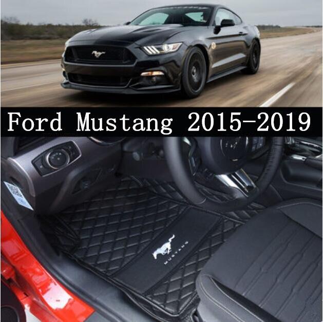2016 Ford Mustang Carpet Floor Mats