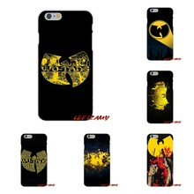 Accessories Phone Cases Covers Wu Tang Clan Hip Hop Rap Band For iPhone X 4  4S df717def5cfa