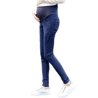 Pregnancy Clothing Prop Belly Legging Jeans Maternity Pregnant Women Pants Fashion Woman Trousers Pregnant Clothes Nursing