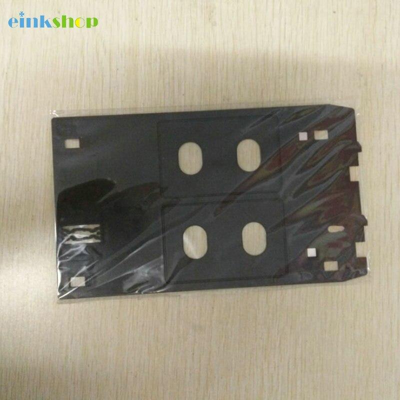 PVC Bandeja de Cartão de IDENTIFICAÇÃO Para Canon iP7250 Einkshop iP7270 iP7260 iP7240 iP7280 MG7510 MG7520 MG7540 MG7550 MG7770 MX922 MX923 MX924