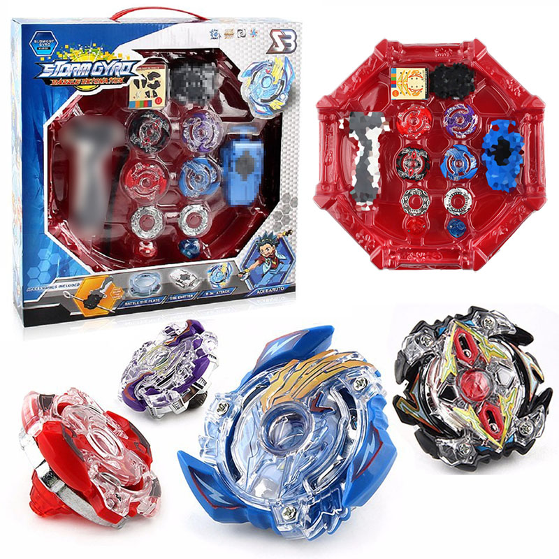Beyblade Metal Fusion Arena Top Beyblade burst 4D bayblade bey blade With Launcher Spinning Top Beyblades Toy For Boy Children цена