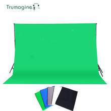 3x3M Green Photo Background Backdrop Photography studio Green Screen Chroma key Background Solid color Cotton Muslin Background professional 10x20ft muslin 100% hand painted scenic background backdrop fantasy photo studio wedding photography background