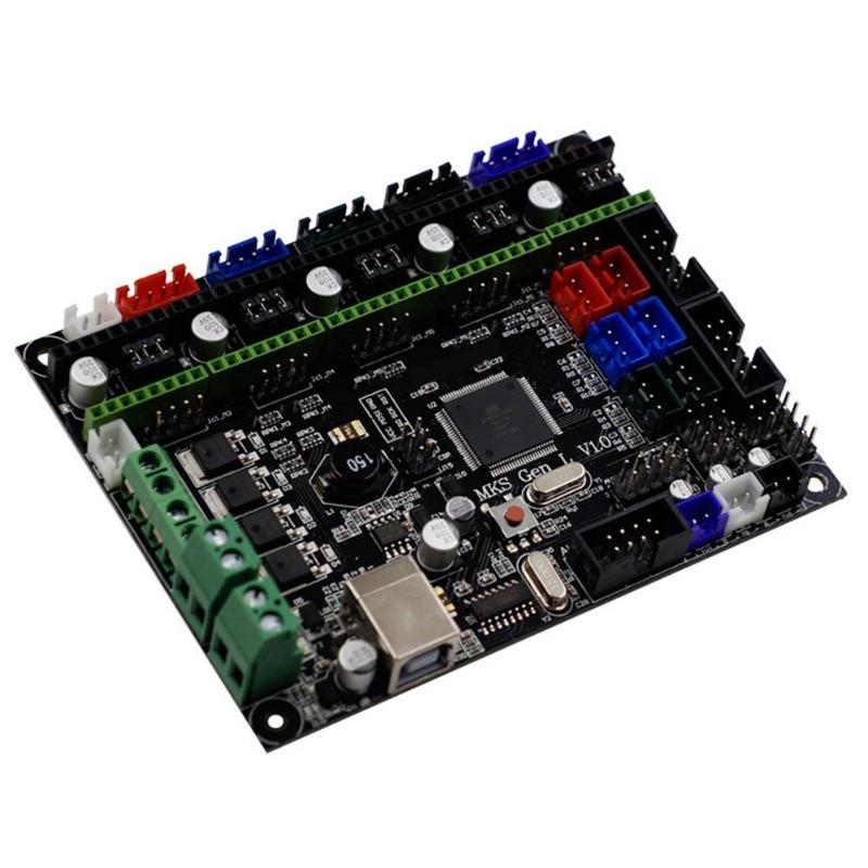 3D Printer Accessories MKS GEN V1.0 3D Printer Controller Board + TMC2208 V1.0 Stepper Motor Driver For 3D Printer
