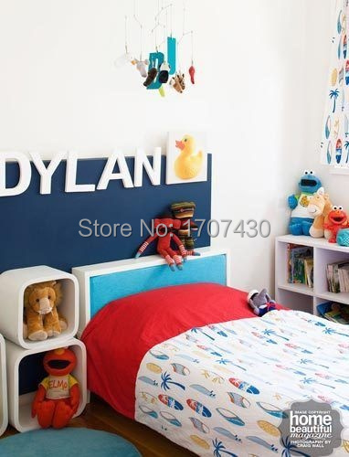 Attractive Decorating Kids Bedroom Letters Custom Wedding Decoration Letters