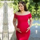 SMDPPWDBB Baby Shower Dress Maternity Gown Photography Maternity Dress Maternity Photo Shoot Maternity Bridesmaid dress