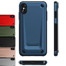 Stylish shockproof and rugged mechanical hybrid case for iPhone XR X 6 s 7 8 Plus and iPhone XS Max TPU silicone case stylish shockproof and rugged mechanical hybrid case for iphone xr x 6 s 7 8 plus and iphone xs max tpu silicone case