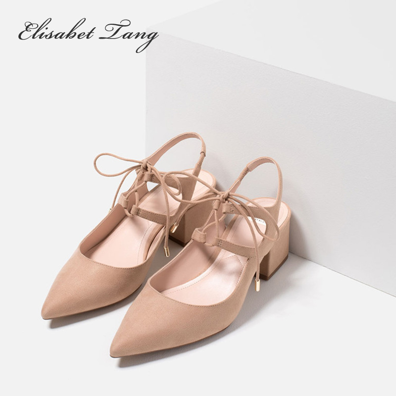 Classic Sexy Pointed Toe High Heels Women Pumps Shoes Suede Spring Brand Wedding Pumps Small Size 33-40 Black sexy pointed toe high heels women pumps shoes new spring brand design ladies wedding shoes summer dress pumps size 35 42 302 1pa