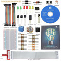SunFounder Universal Starter Kit for Raspberry Pi Model B DIY Electronci Kit and Raspberry Pi NOT included