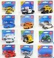Envío libre SIKU tractor coche de ingeniería de aleación modelo de coche juguetes de los niños, alta simulación 1:50 Aleación coche modelos de Juguetes, al por mayor