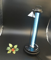Portable Powerful UV Quartz Germicidal Lamp UVC Disinfect Non Chemical Mold Mites Bacterial Virues Killer Eliminate up to 99%
