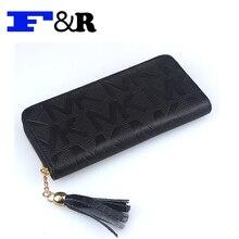 Soperwillton Brand Design 2016 New Women's Wallets Solid PU Leather Fashion Women Purse Long Style Wallet Female Wallets