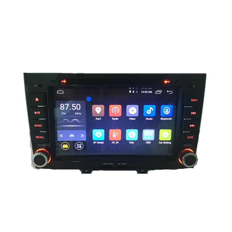 Car Radio Dvd GPS Navigation Android 6.0 Navigation For