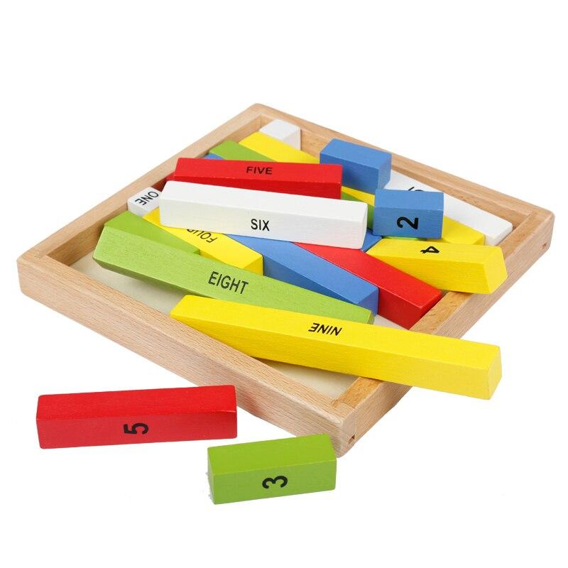 아기 장난감 몬테소리 수학 유아 교육 유치원 훈련 - 학습 및 교육 - 사진 4