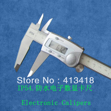 Big sale High quality Digital display calipers.0-300mm 0-12inch  Data Output Waterproof Digital Caliper