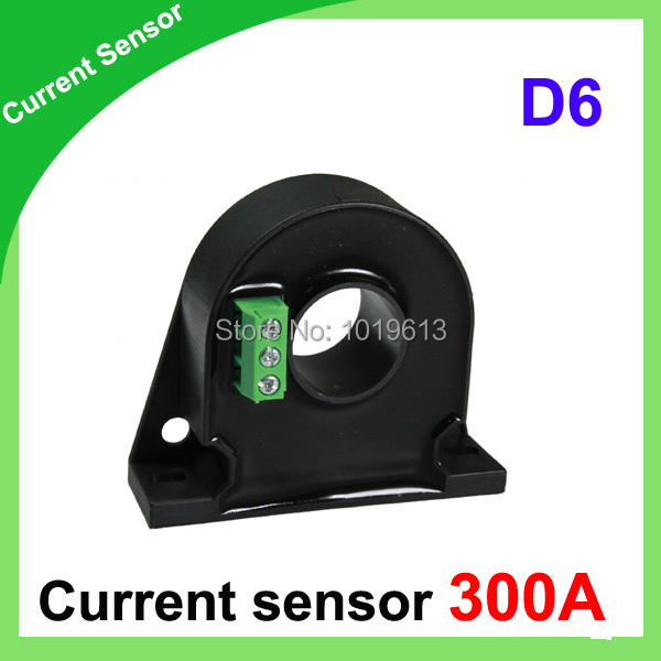 D6 series DC hall effect current transducer closed loop 300A current transducer d8 hall effect high current transducer 1000a dc current transducer