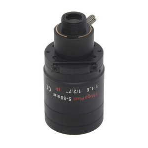 Image 4 - 5Megapixel Varifocal  M12 Mount CCTV Lens 5 50mm Long Distance View 1/2.7 inch Manual Focus and Zoom For 1080P/5MP IP/AHD Camera
