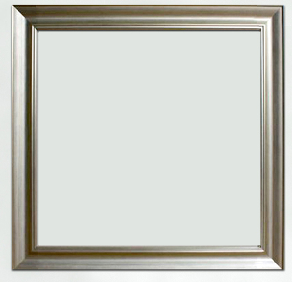 Aliexpress.com : Buy Wooden silver Frame for prints or oil painting ...
