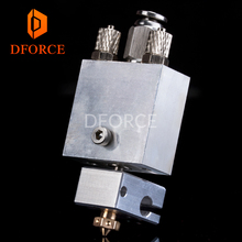 DFORCE Arethusa liquld cooling hotend for 3D printing peek PA filament FOR E3D V6 HOTEND titan AQUA water