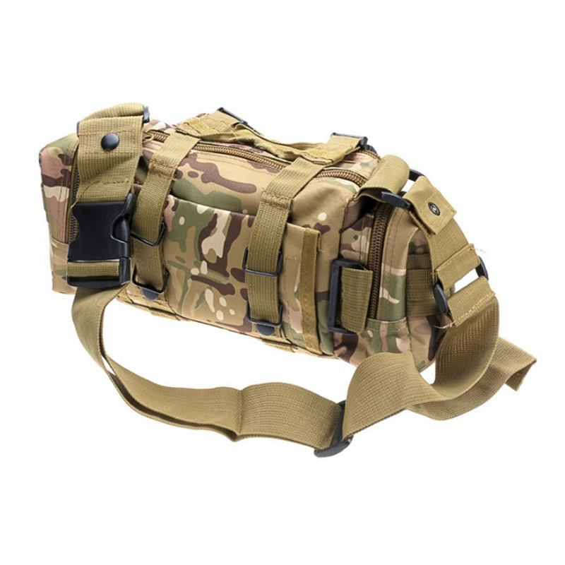 B24 Outdoor Pursuit / Camouflage 3P Magic Tactical Waist Pouch / Cycling Pockets / Military Camera Bag / Shoulder Bag мотоперчатки pursuit