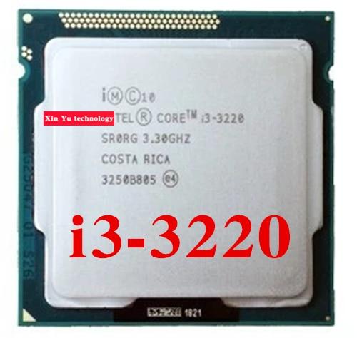 Core i3-3220