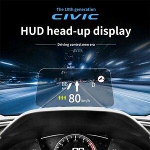 for Honda Civic 10th HUD head