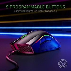 Image 5 - חדש Razer Mamba עלית Wired Gaming Mouse 16000 DPI 5G אופטי חיישן Chroma אור ארגונומי עכבר משחקים למחשב גיימר מחשב נייד