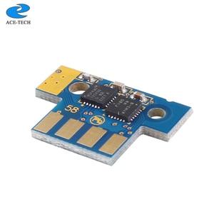 Image 5 - 1 set 8K NA version 70C1XK0 70C1XC0 70C1XM0 70C1XY0 toner chip for Lexmark CS510 CS510de CS510dte laser printer cartridge