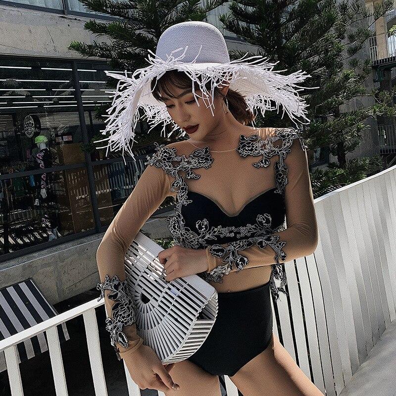Traje de baño de una pieza para mujer talla grande traje de baño de una pieza para mujer-in Bodis from Deportes y entretenimiento on AliExpress - 11.11_Double 11_Singles' Day 1