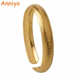 Anniyo Gold Color Bangles Brac