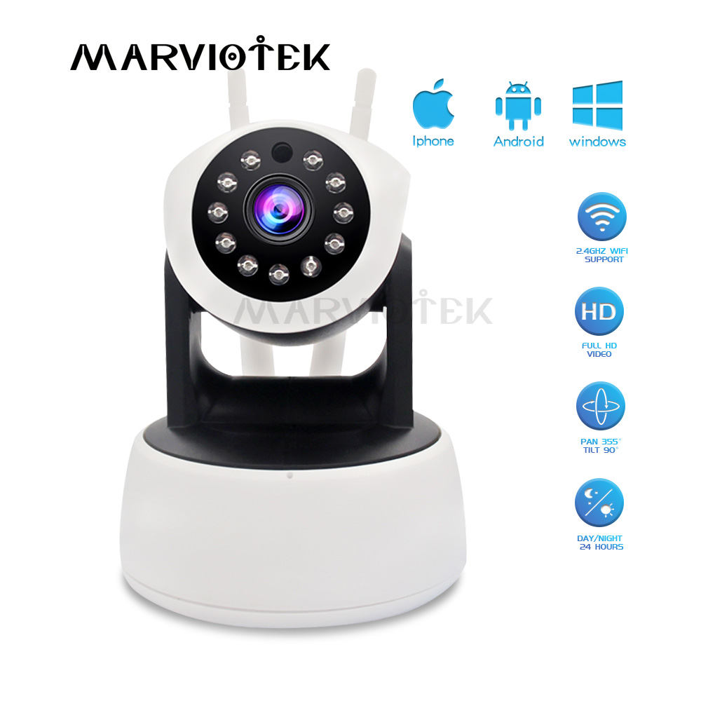Home Security WiFi IP Camera Wireless Smart Audio Record video Surveillance P2P CCTV Camera 1080P mini Camera HD Baby MonitorHome Security WiFi IP Camera Wireless Smart Audio Record video Surveillance P2P CCTV Camera 1080P mini Camera HD Baby Monitor