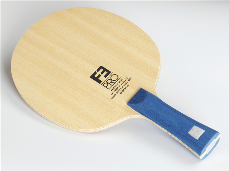 Sanwei F3 PRO (5 + 2 ALC, Premium Ayous Oberfläche, OFF +) arylate Carbon Tischtennis-blatt Ping Pong Schläger Bat Paddel