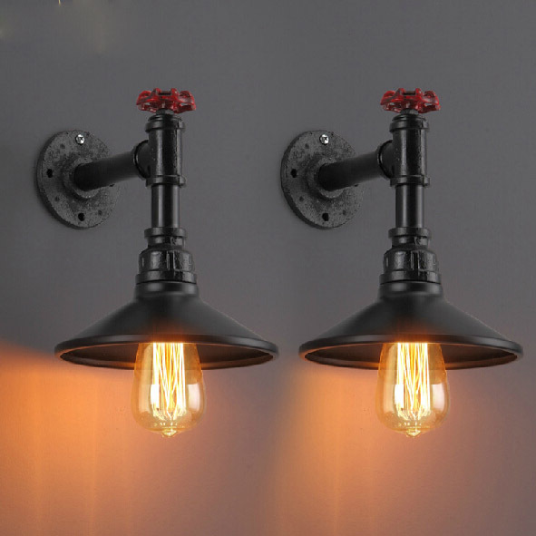 Light Bulb Industry: Aliexpress.com : Buy Edison light bulb industry inspired retro bar cafe bar  personalized pipe wall sconce from Reliable bulb cree suppliers on Store  No. ...,Lighting