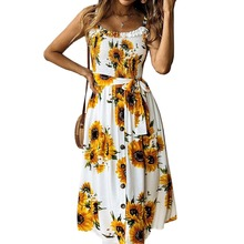 Amazon Spring and Summer 2009 Fashion Label Printed Button Womens Dresses 800016
