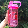 1L большой бутылка для воды 1000 мл Frozem переносная космическая бутылка Herbalife спортивное питание изготовленный на заказ шейкер бутылка