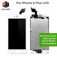 E Trust 10PCS LOT Guarantee LCD For IPhone 6 Plus Touch Screen Display Digitizer Assembly Home