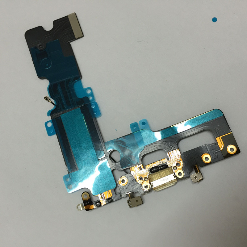 Atten New USB Charging Charger Connector Dock Port Flex Cable Rear Tail Plug Cable for IPhone7plus Replacement Repair Parts