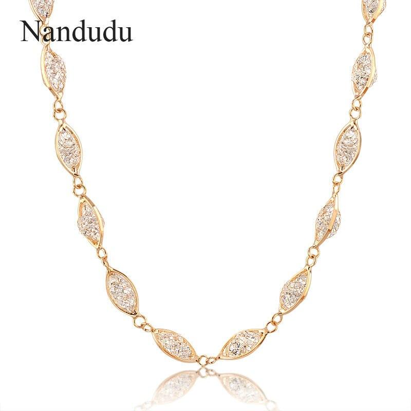 Nandudu Necklace choker necklace crystal jewelry women fashion choker necklace wedding jewelry gift CN135 cloth bowknot choker necklace