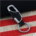 Car-Styling Metal Key Ring Cowhide KeyChain For BMW all series 1 2 3 4 5 6 7 X E F-series E46 E90 X1 X3 X4 X5 X6 F07 F09 F10 F30