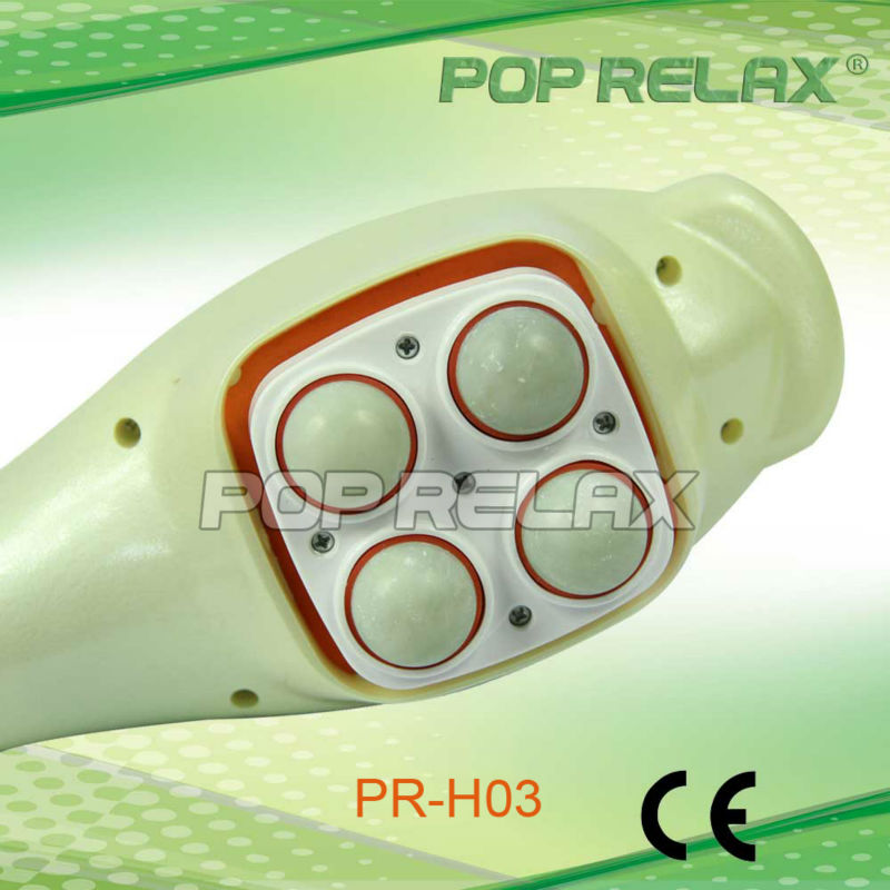 ФОТО Natural Jade handheld heated massager therapy device PR-H03 POP RELAX