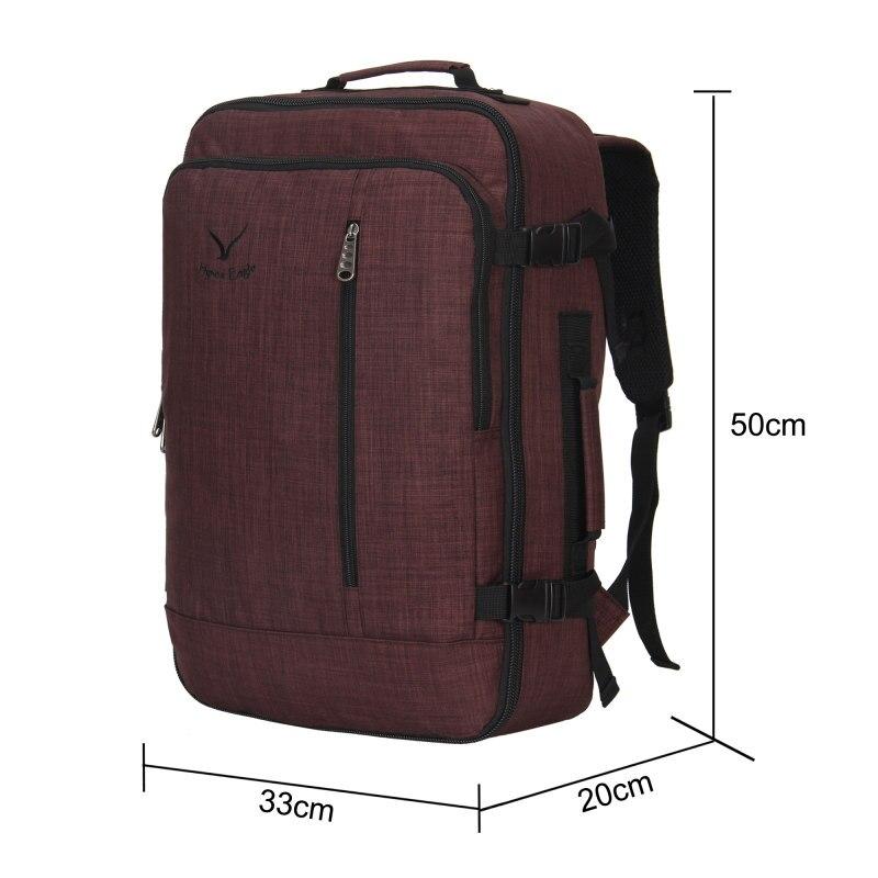 Bange Men Business Backpack Multifunction USB Charging 15.6 Inch Anti thief Laptop Bag Large Capacity Waterproof Travel Bags - 6