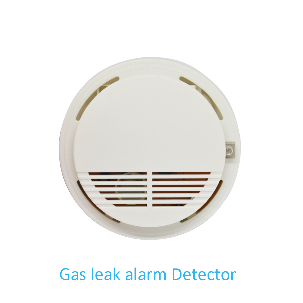 (2 PCS) Home Security Protection Combustible Gas Alarmer Coal Natural Gas Detector Leak Sensor Leaking Ceiling For Free Shipping
