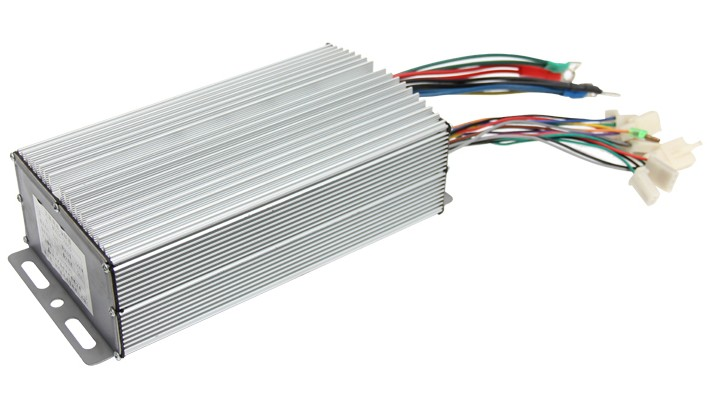 Fast Shipping 2200w 60v Dc 36 Mofset Bc636-22095 Brushless Motor Controller E-bike Electric Bicycle Speed Control Motor Controller Home Improvement