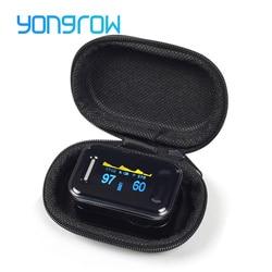 Yongrow Medical CE FDA Fingertip Pulse Oximeter Digital Pulse Oximeter Blood Oxygen Saturation Monitor Health Care Spo2 PR