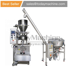 Automatic Milk Detergent Coffee Snus Small Sachets Powder Packing Filling Machine