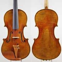60-y old Spruce!Guarnieri 'del Gesu' 1743
