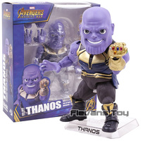 Beast Kingdom Egg Attack Action EAA 059 Marvel Infinity War Thanos PVC Action Figure Collectible Model Toy